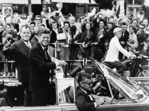 Kennedy in Berlin 1963